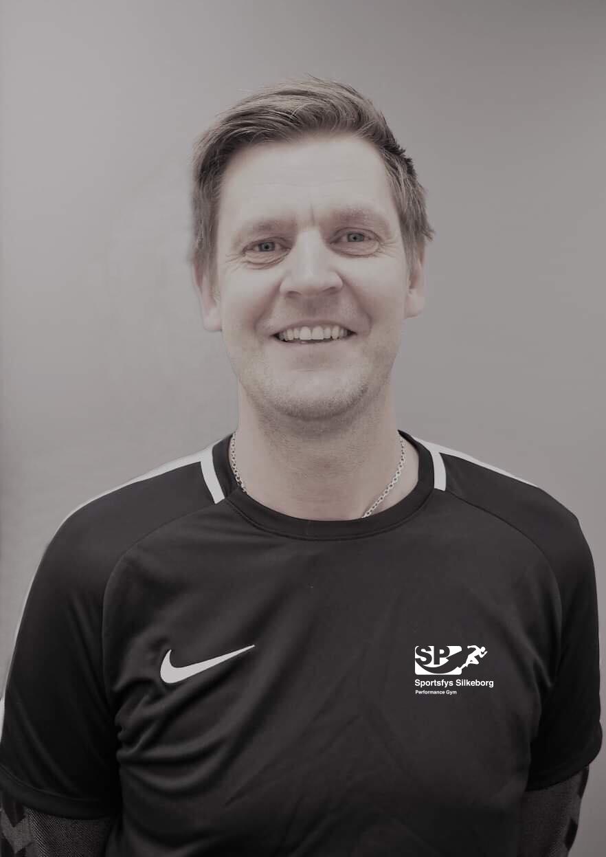 Jacob Larsen - Fysioterapeut